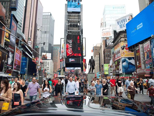 纽约时代广场-加拿大安省男子承认 预谋袭击纽约地标未遂