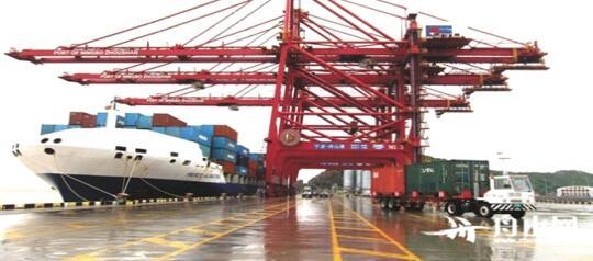 到2020年_舟山将建成特色现代航运服务业框架和空间布局